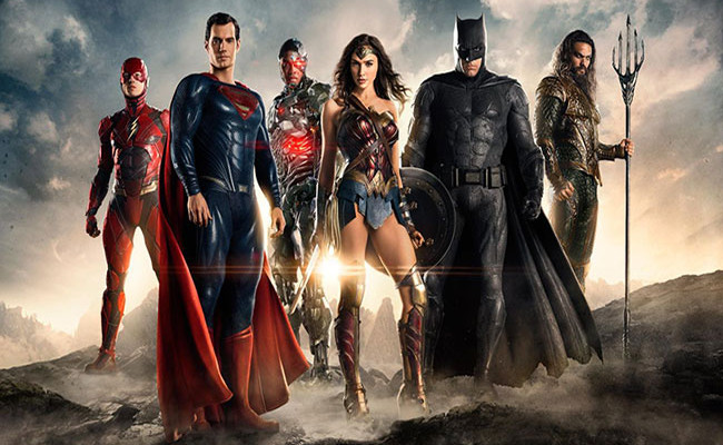 Justice League destacada