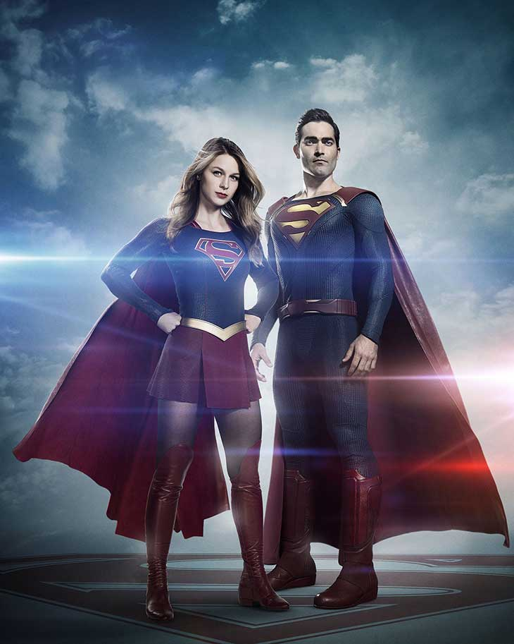 Tyler Hoechlin como 'Superman'