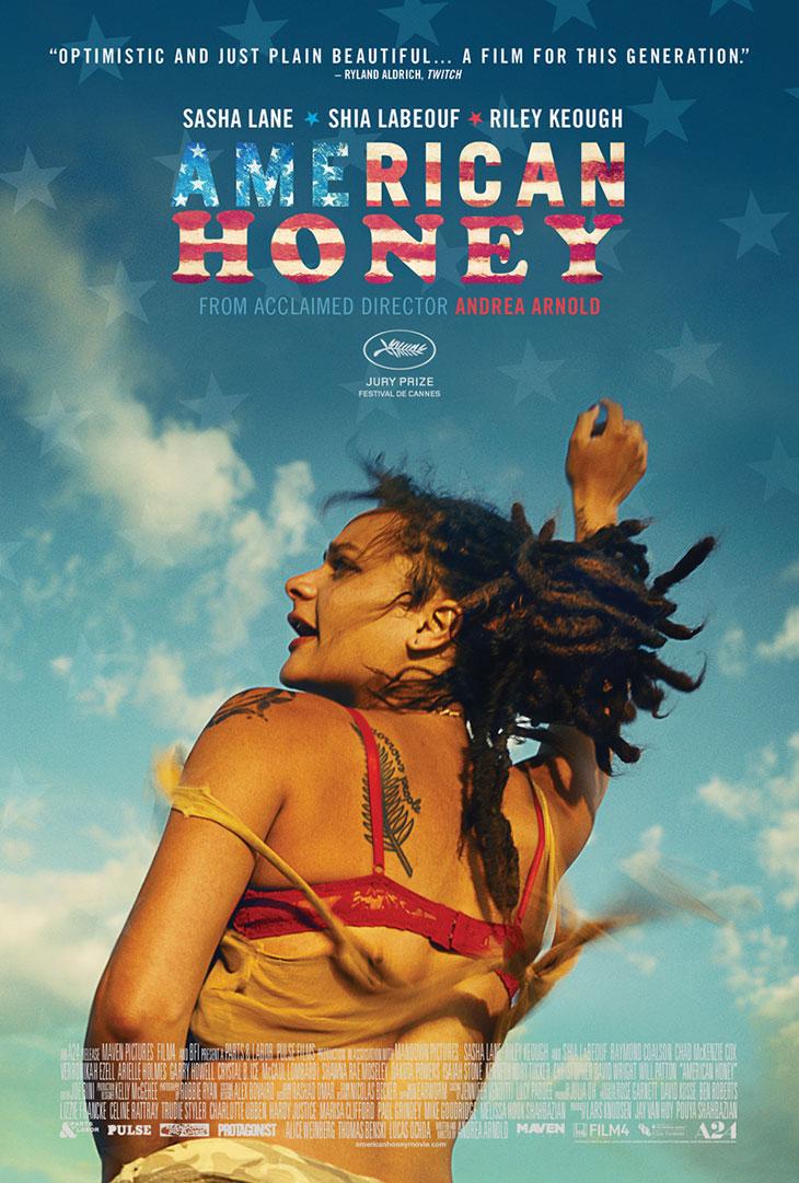 Póster de American Honey