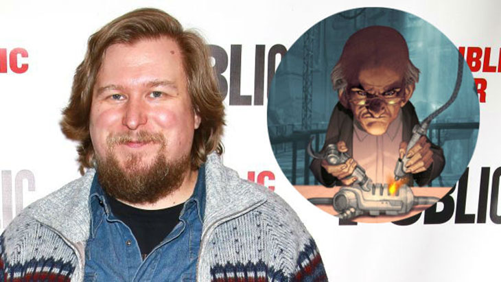 Michael Chernus, el Chapucero de 'Spider-Man: Homecoming'