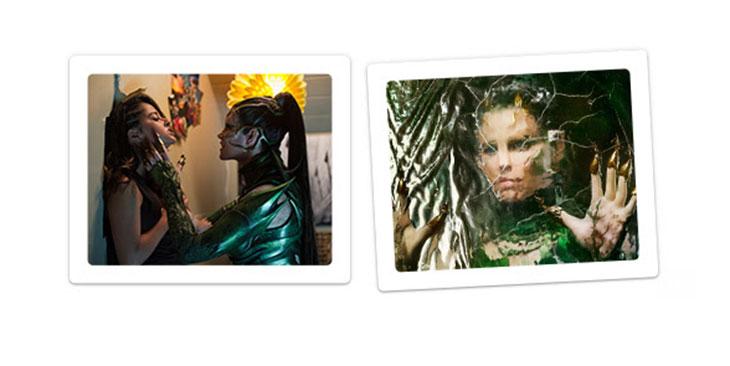 Dos nuevas imágenes de Power Rangers