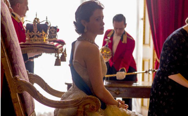 Tráiler y el póster oficial de la nueva serie original de Netflix 'The Crown'