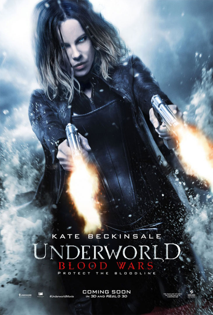 póster de 'Underworld: Blood Wars'