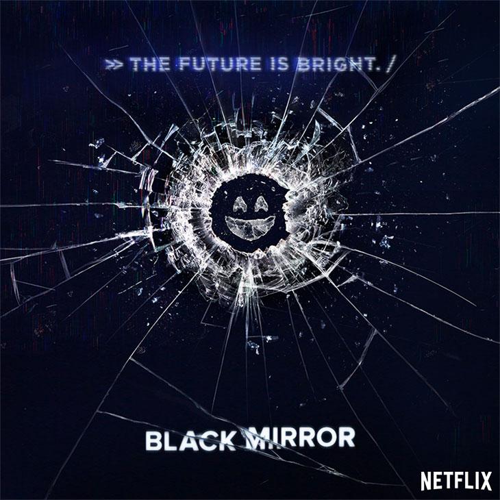 Póster de la tercera temporada de Black MIrror