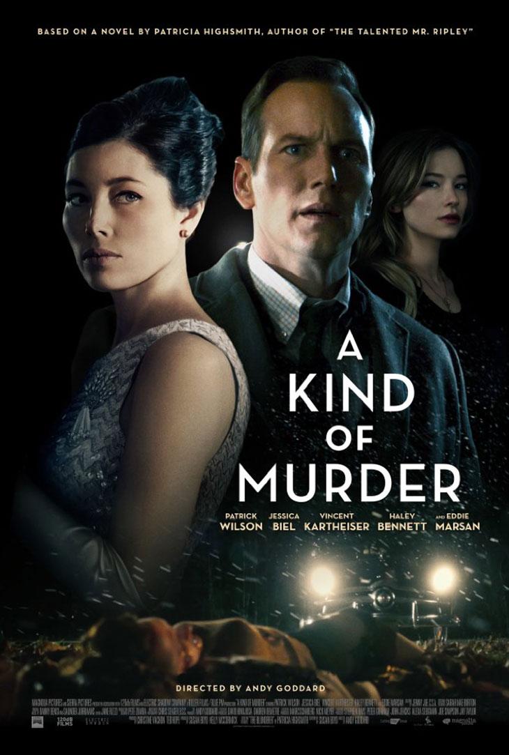 Póster de A Kind of Murder