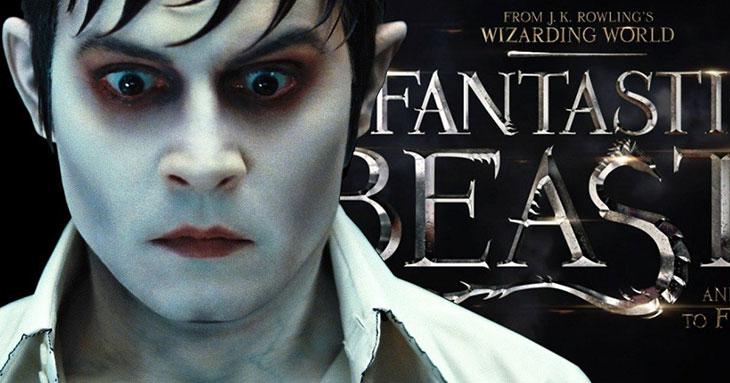 Johnny Depp será Gellert Grindelwald