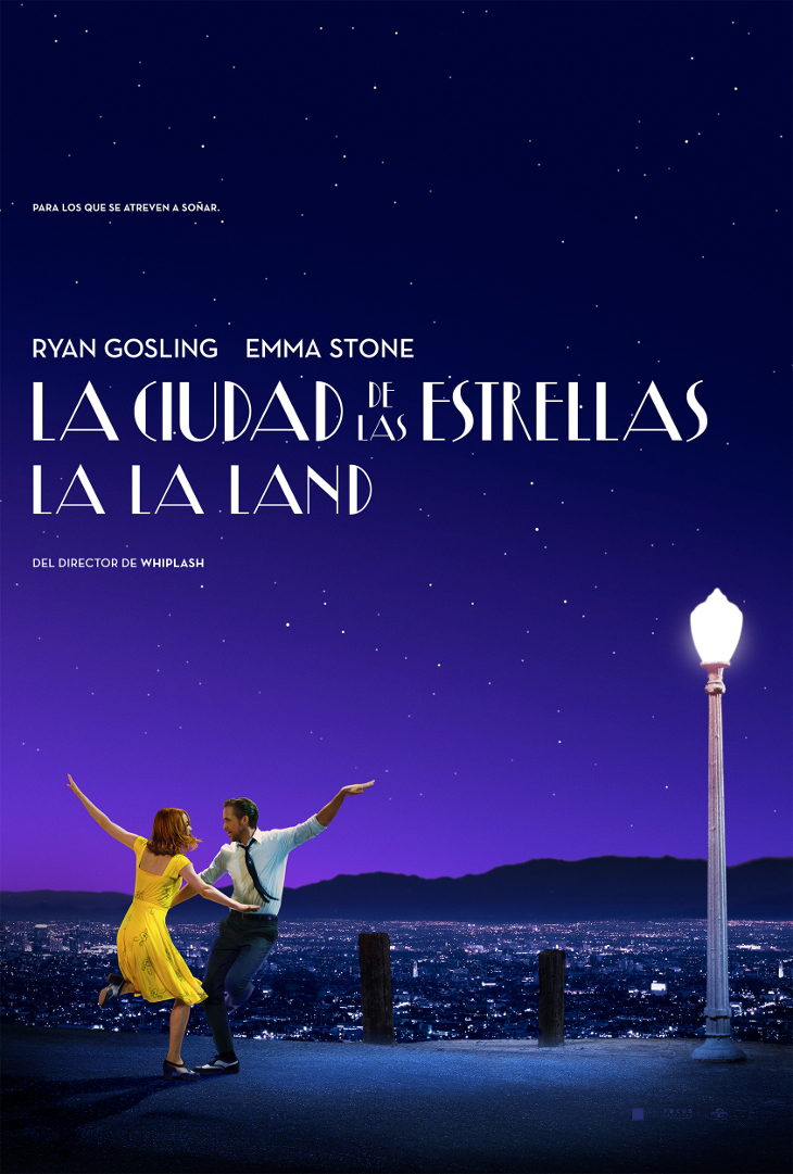 Tráiler de 'La ciudad de las estrellas - La La Land'