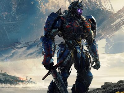 Póster de Transformers: el último caballero destacada