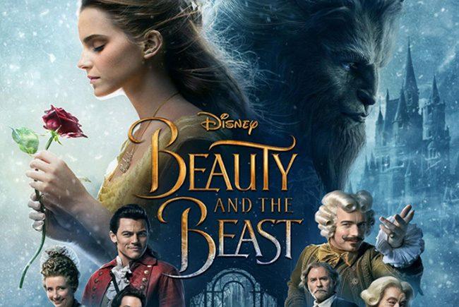 póster de 'La bella y la bestia' destacada