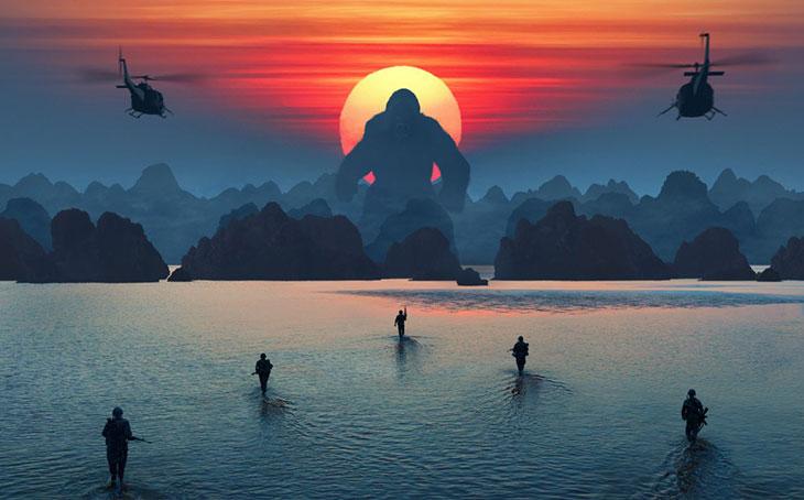 Póster de Kong: Skull Island