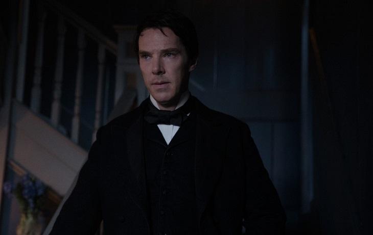 Cumberbatch en la primera imagen de 'The Current War'