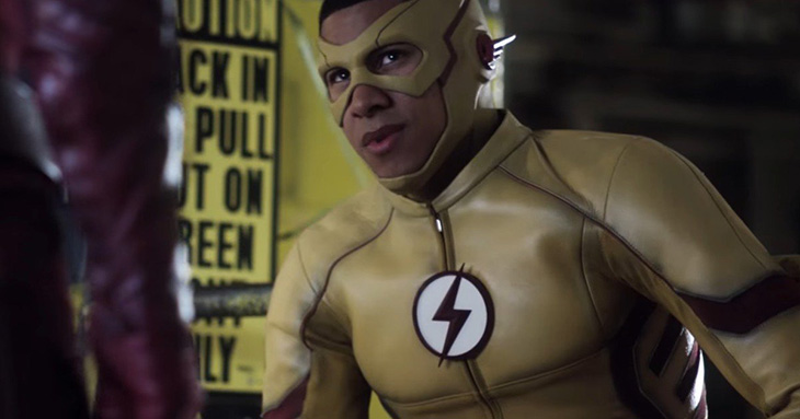 Kid Flash en The Flash