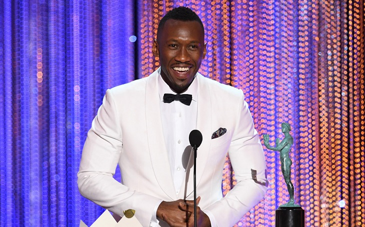 Mahershala Ali, mejor actor de reparto