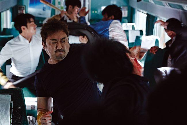 Descubre en que cines puedes ver la aclamada película 'Train to Busan'