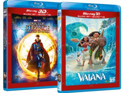 lanzamientos en BLU-RAY, DVD y plataformas digitales del mes de marzo de The Walt Disney Company