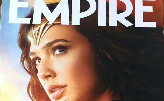 Wonder Woman Empire destacada