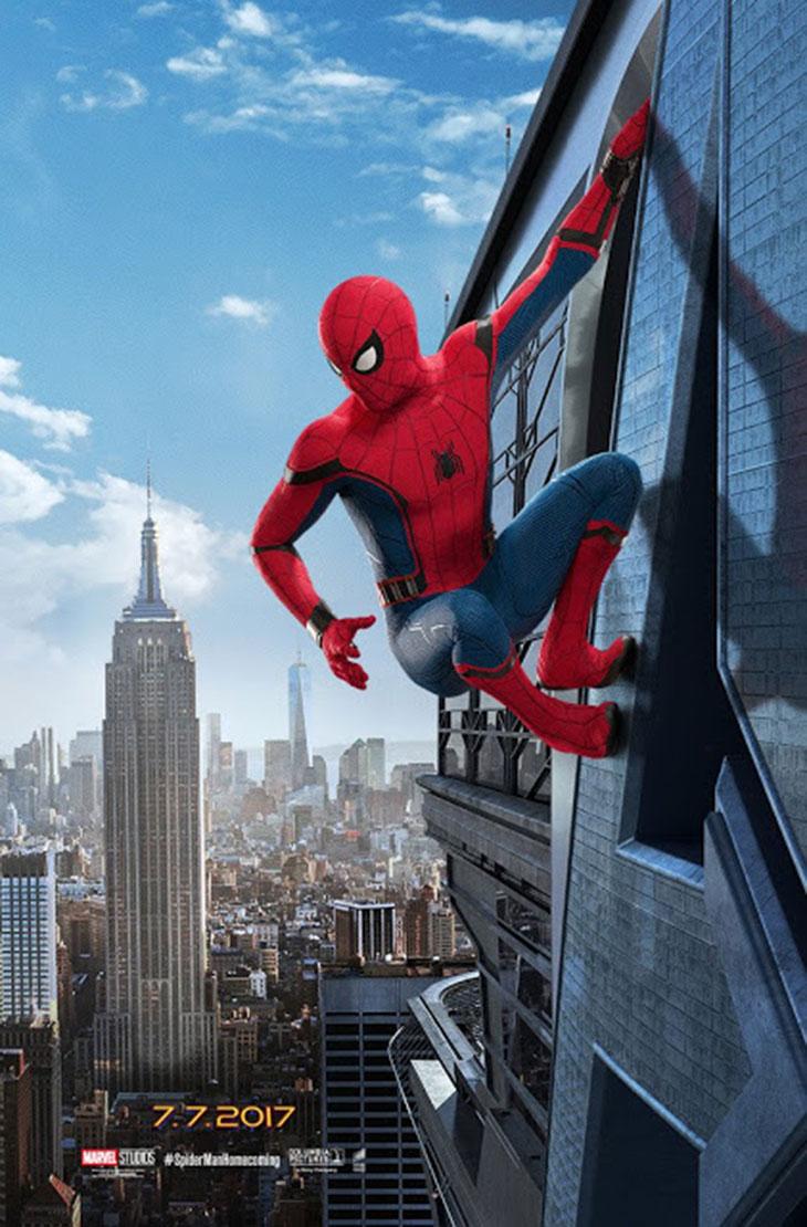 Póster de Spider-Man: Homecoming
