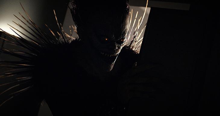 Una imagen de Death Note