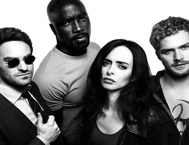 EXCLUSIVA: Póster de Marvel's The Defenders