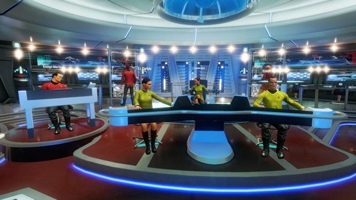 Una imagen de Star Trek: Bridge Crew