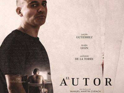 Cartel de la película 'El autor'