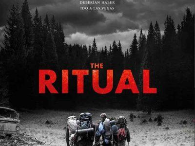 Cartel de la película 'el Ritual'