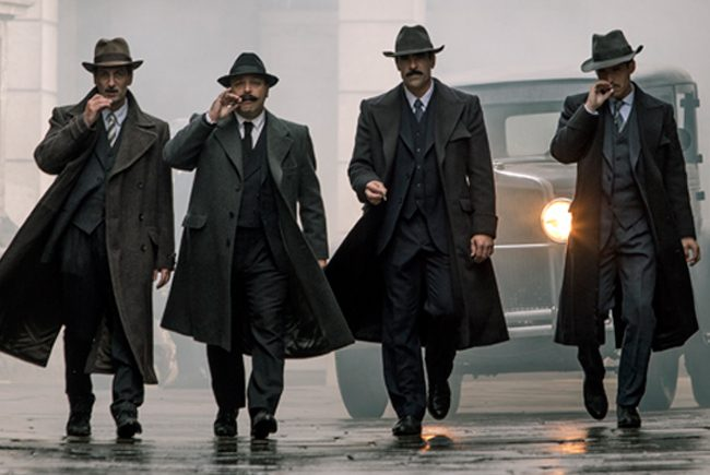 Fotograma de la película 'La sombra de la ley'