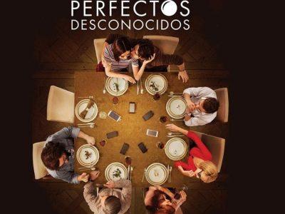 Cartel 'Perfectos Desconocidos'
