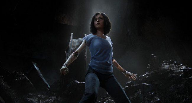 Una imagen de Alita: Ángel de combate
