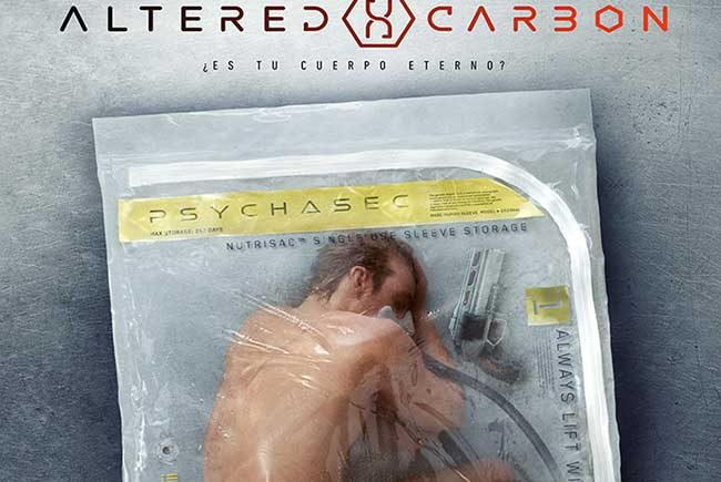 Altered Carbon destacada