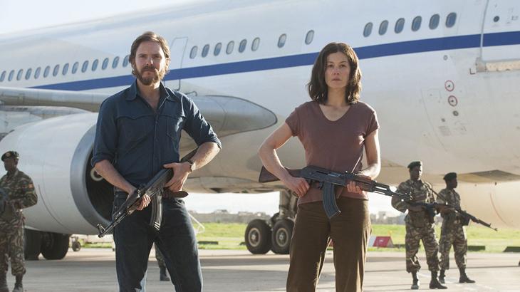 Fotograma '7 días en Entebbe
