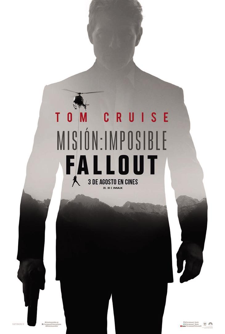 Póster de Misión:Imposible- Fallout
