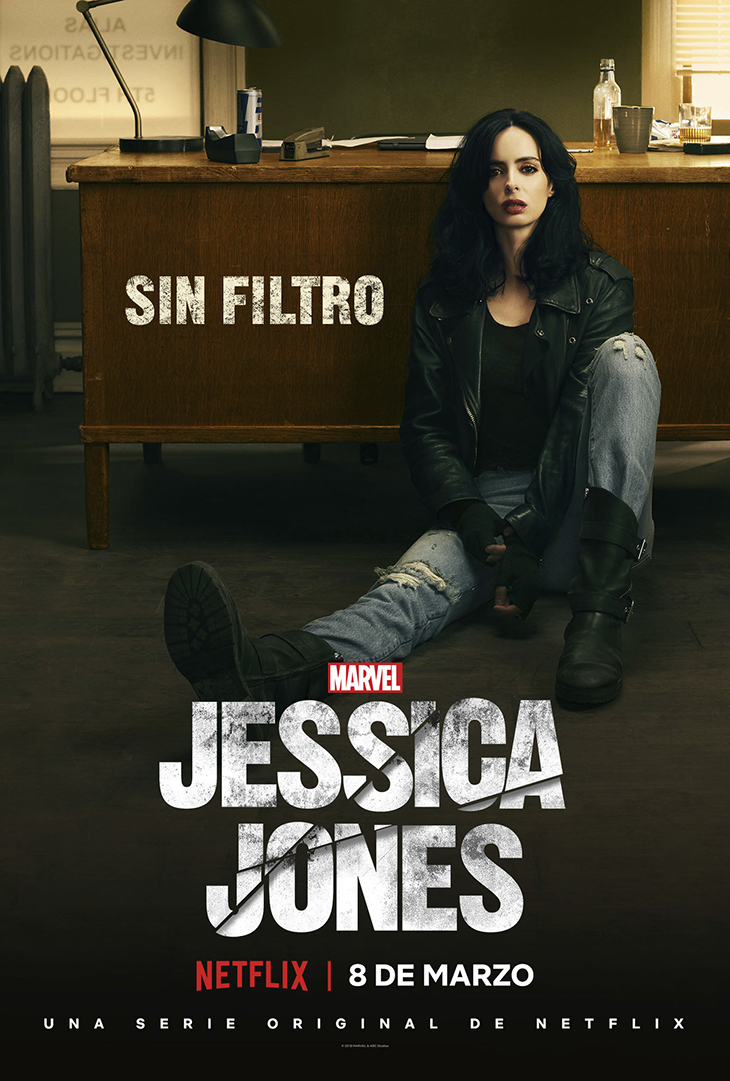Póster de Jessica Jones