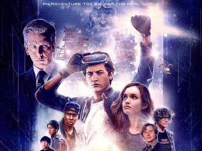 Póster de Ready Player One destacada