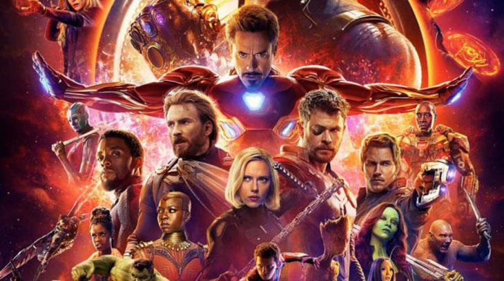 Poster de Avengers Infinity War