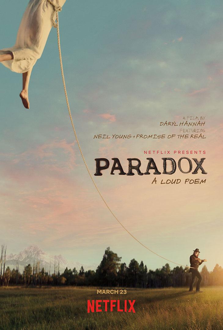 Póster de Paradox