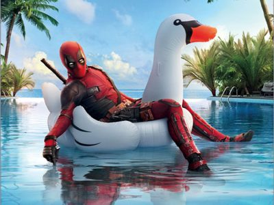 Póster de Deadpool 2 destacada