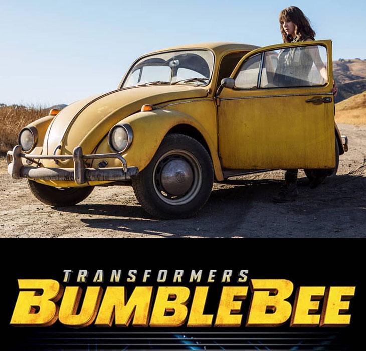 Una imagen de Bumblebee