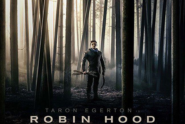 Póster de Robin Hood destacada