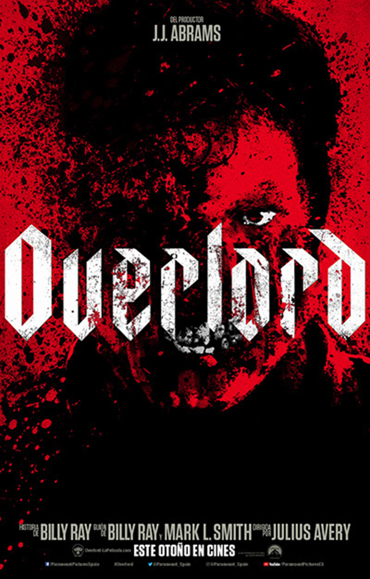 Póster de 'Overlord'