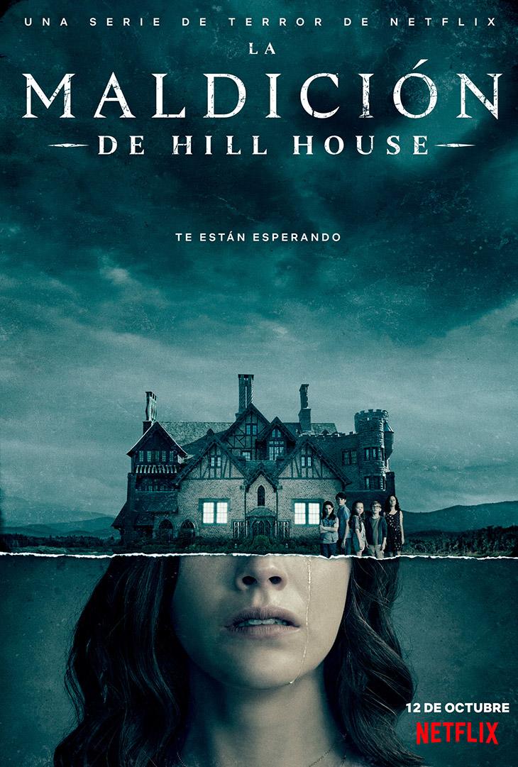 ¡Póster y tráiler de 'La maldición de Hill House'!| Noche