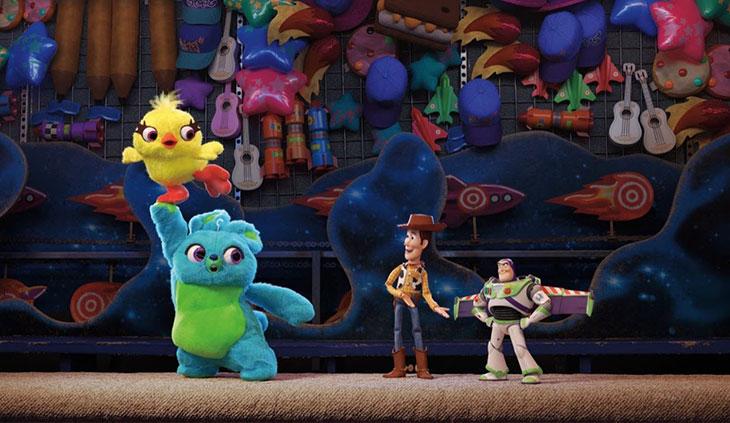 Nueva imagen de Toy Story 4