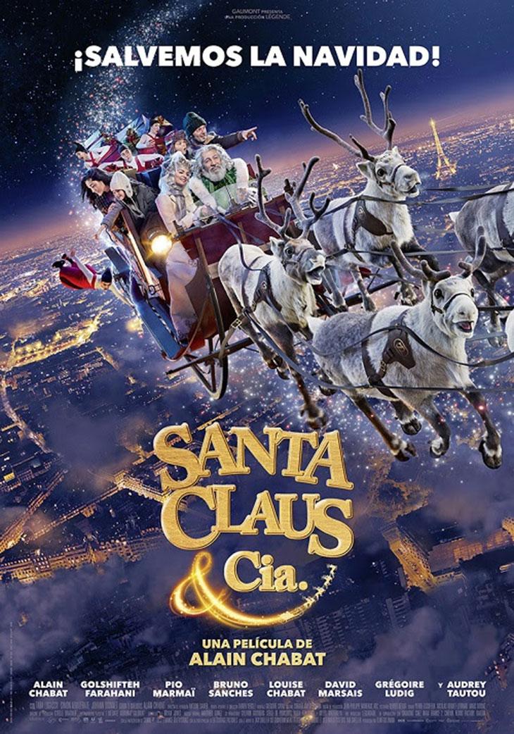 Póster de Santa Claus & Cia