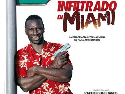 Póster de Infiltrado en Miami destacada