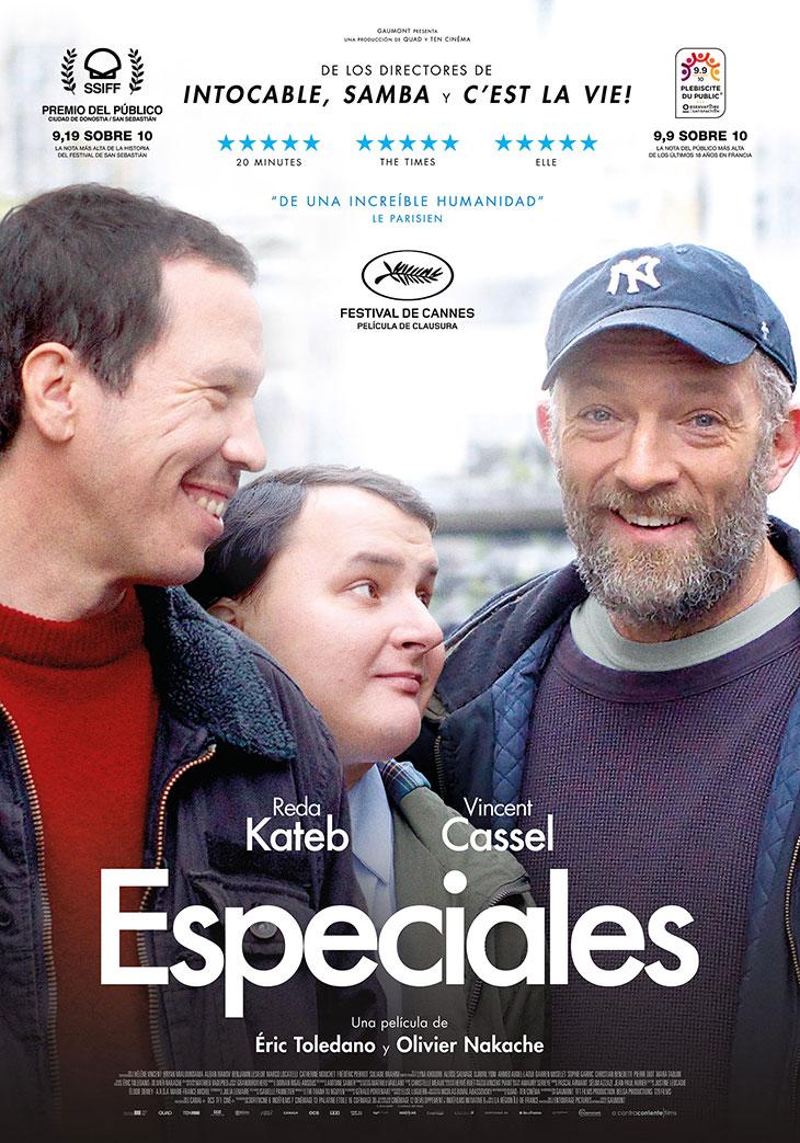 Crítica de 'Especiales': cine necesario| Noche de Cine