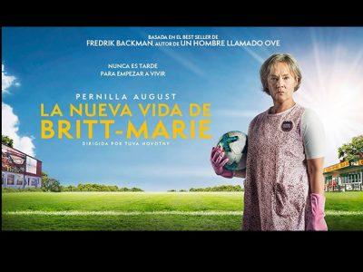 Póster de La nueva vida de Britt-Marie destacada