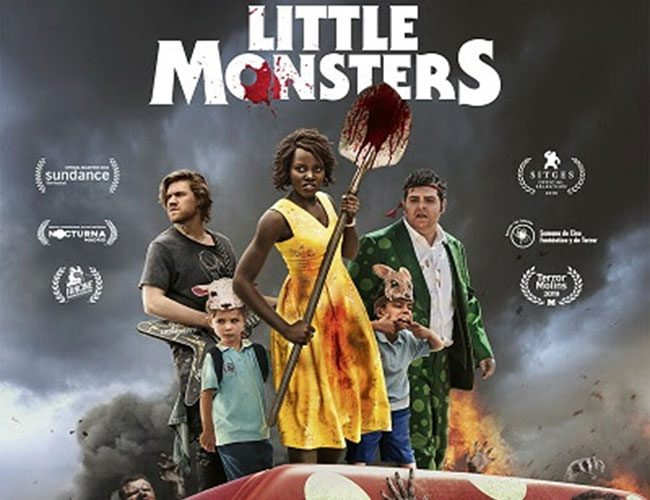 Póster de Little Monsters destacada